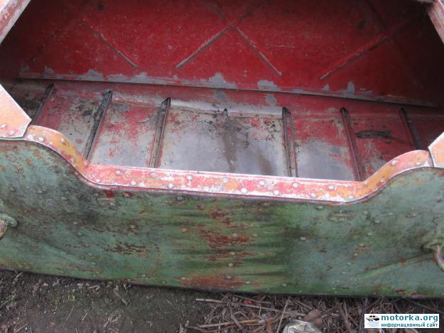 лодка МКМ на фото
