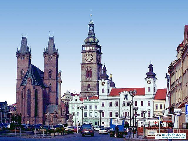 Туры по Чехии в Градец-Кралове