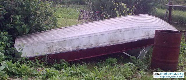 лодка Аргунь