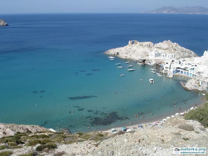 Греция. Остров Милос.