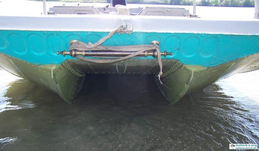моторная лодка Дон