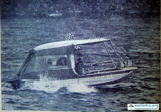 Лодка-прицеп Дон в сборе с тентом