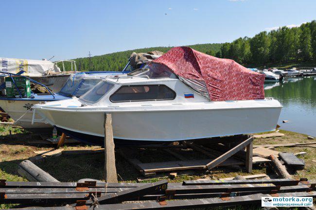 лодка Москва2