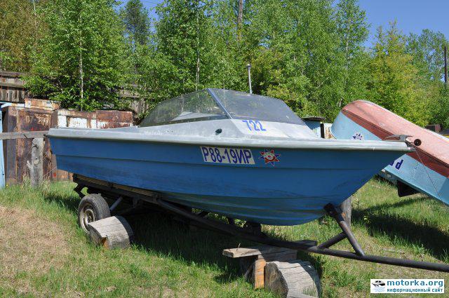 лодка Темп