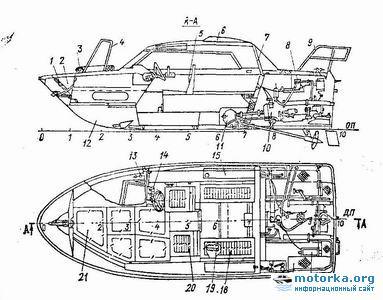 Катер С-55 (Сигма)