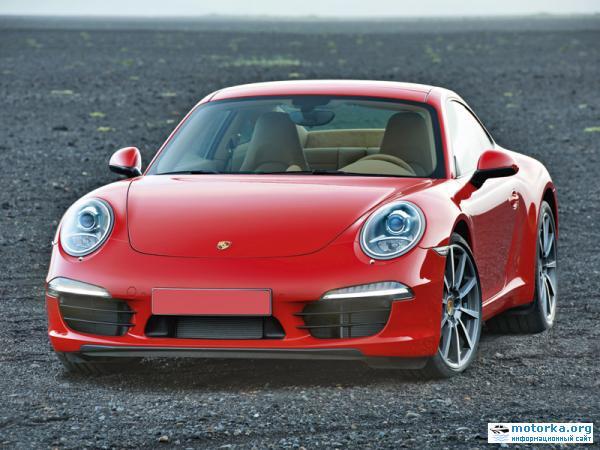 Новый Porsche 911: продолжение легенды