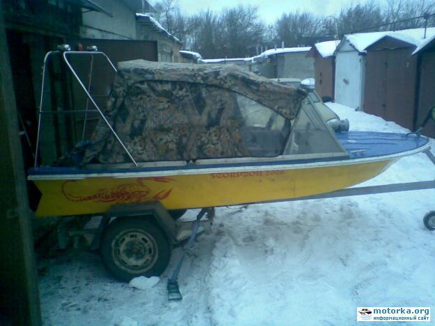 лодка Янтарь-2