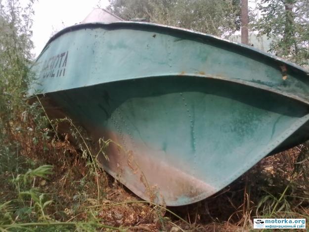 лодка Казанка2М