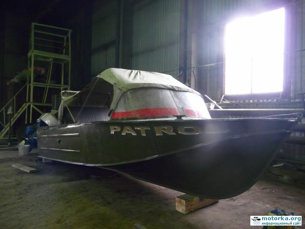 лодка Казанка-2М