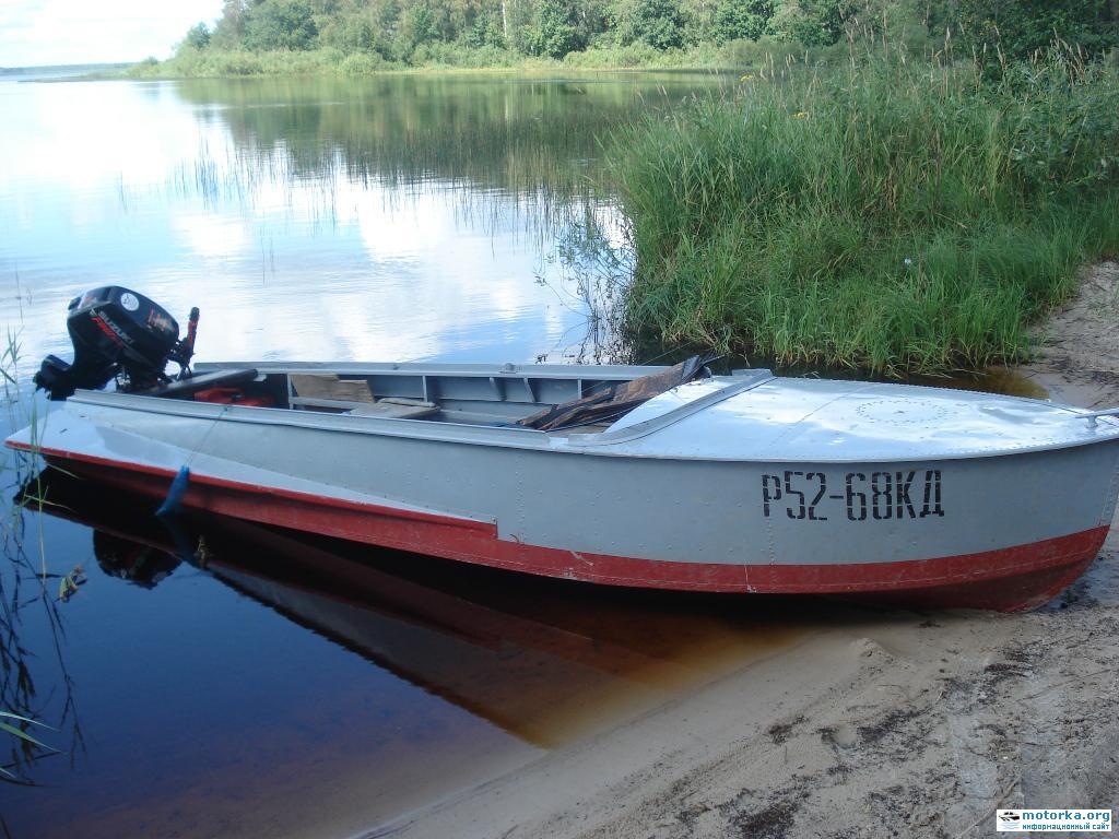 лодка Казанка-М