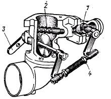 Подвесной мотор на газу