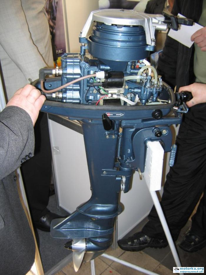 мотор Ветерок-9.9