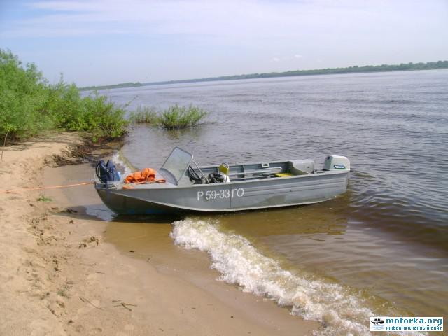 Мотолодка Воронеж