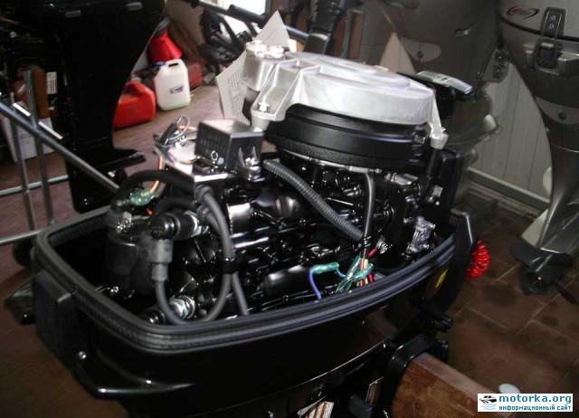 Лодочный мотор Suzuki DT15S (Suzuki DT15L)
