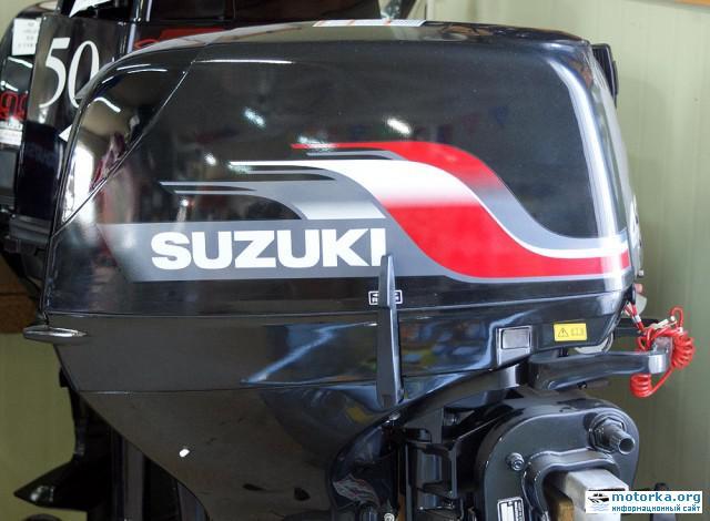 Лодочный мотор Suzuki DT40 (DT40WS, DT40WL, DT40WRS, DT40WRL, DT40WKS)