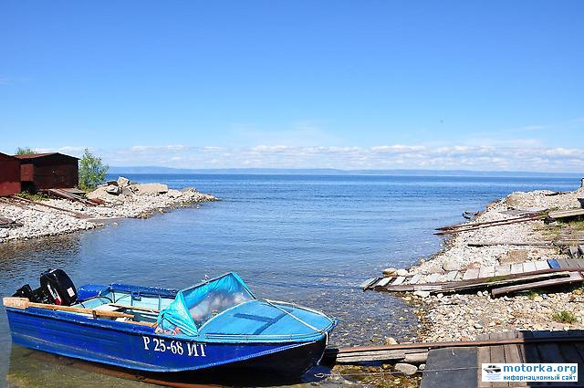 лодка Воронеж
