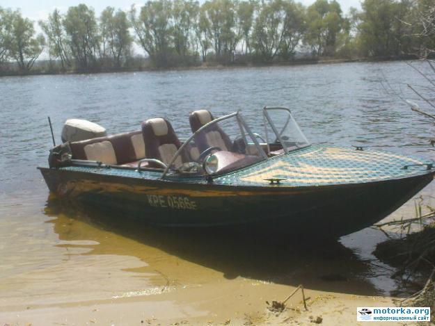 фото лодки Южанка-2