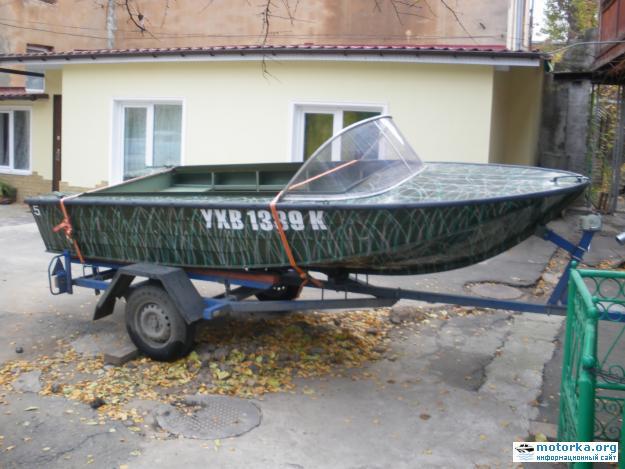 моторная лодка Южанка2