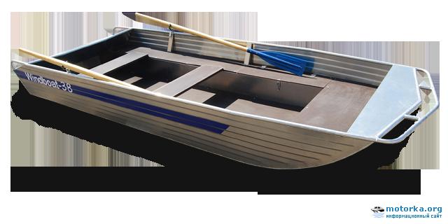 лодка Windboat-38