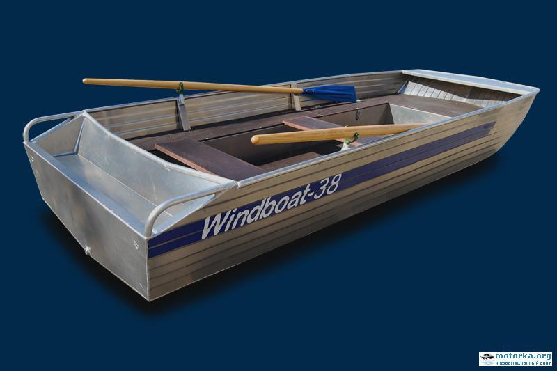 мотолодка Windboat-38