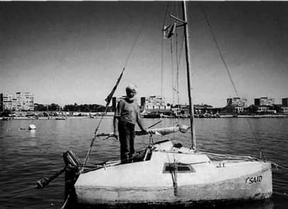 Яхта Саид Евгения Гвоздева