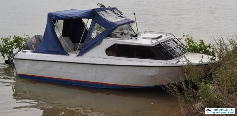 моторная лодка Москва-2