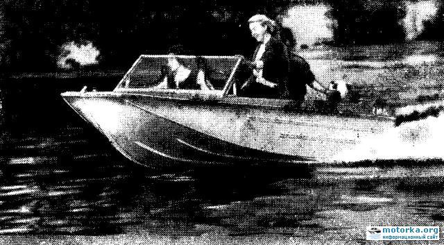 Фотографии лодки Ока-1