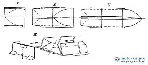 Инструкция по сборке лодки Мечта