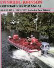 Johnson Service Manuals 48-235hp. Evinrude Service Manuals 48-235hp