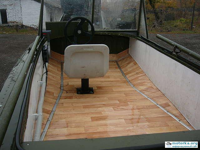 лодка Обь-1
