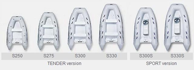 Grand Silver Line S300S, S330S