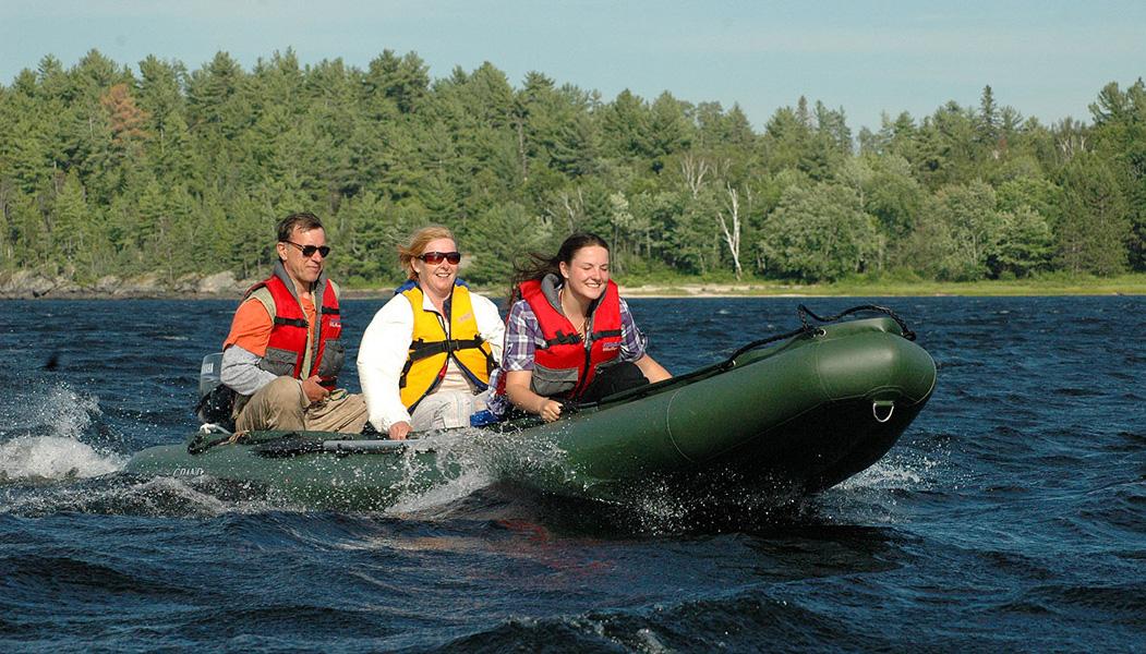Grand Argus Canoes A550