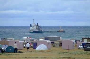 Затонувший у берегов Крыма сухогруз сделают объектом рэк-дайвинга