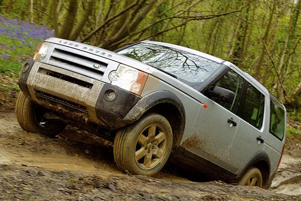 Land Rover Discovery - оптимальный выбор дизельного внедорожника