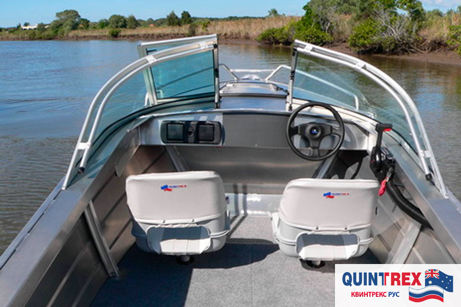 Quintrex 475 Coast Runner