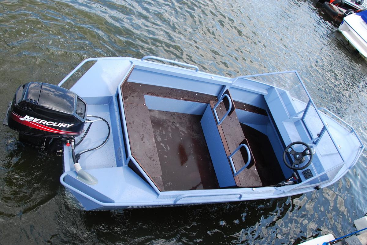 Windboat-42M Pro