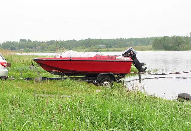 лодка Гамма