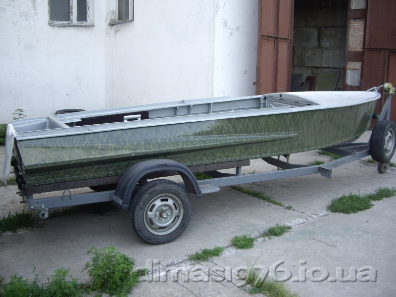 лодка Южанка. Самоотливной рецесс