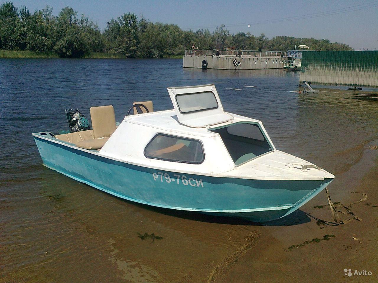лодка Серебрянка-3