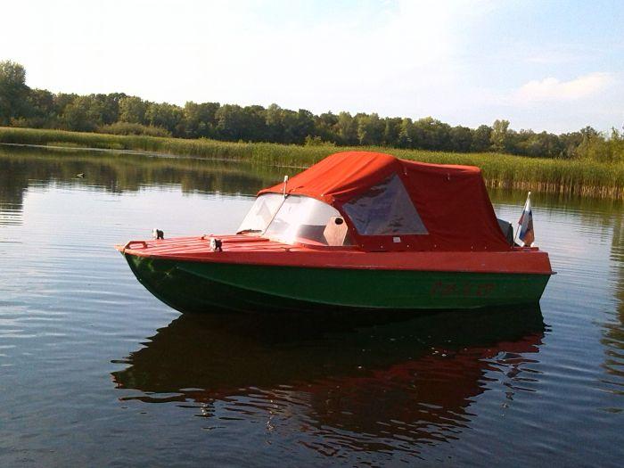 мотолодка Казанка-5М4
