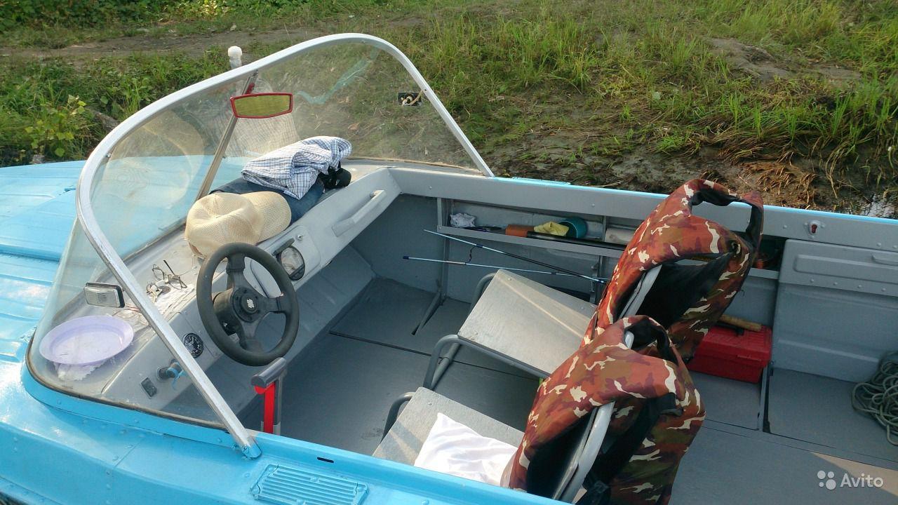 лодка Казанка-5М3