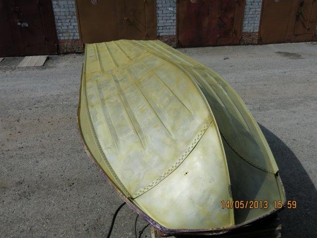 моторная лодка Казанка-5М3