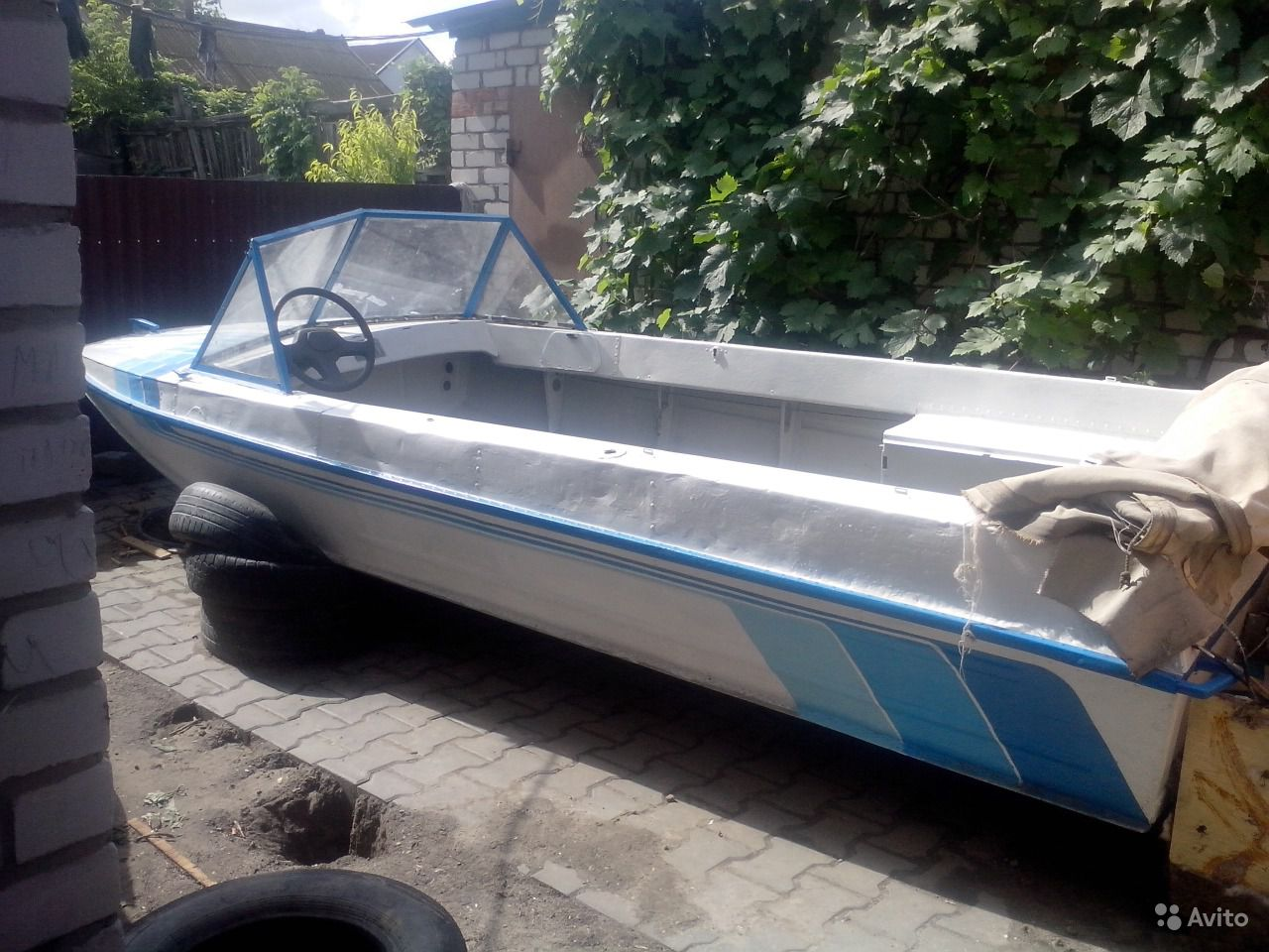 моторная лодка Казанка-5