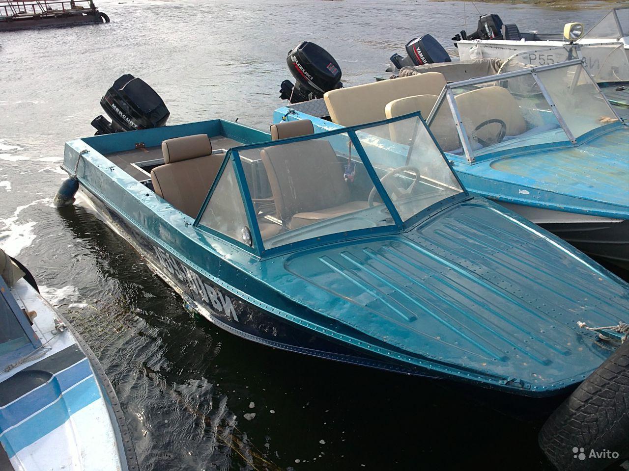 мотолодка Казанка-5