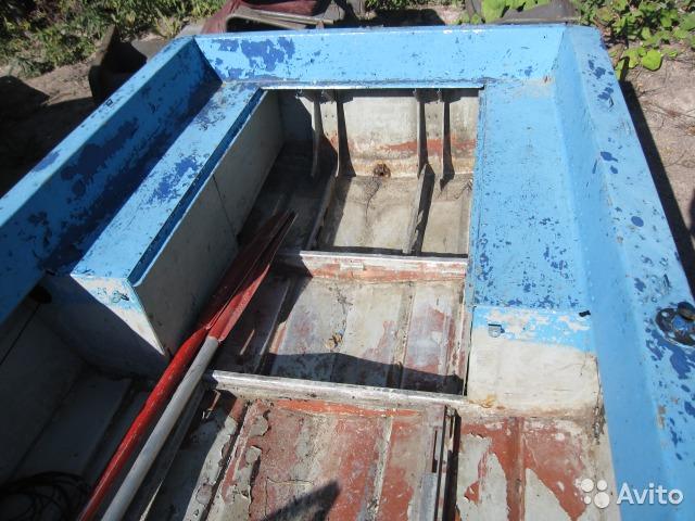 лодка Казанка-5