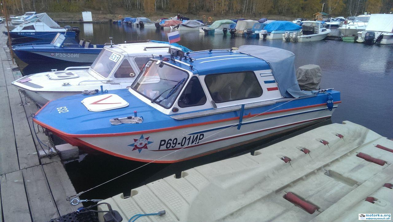 лодка Сарепта