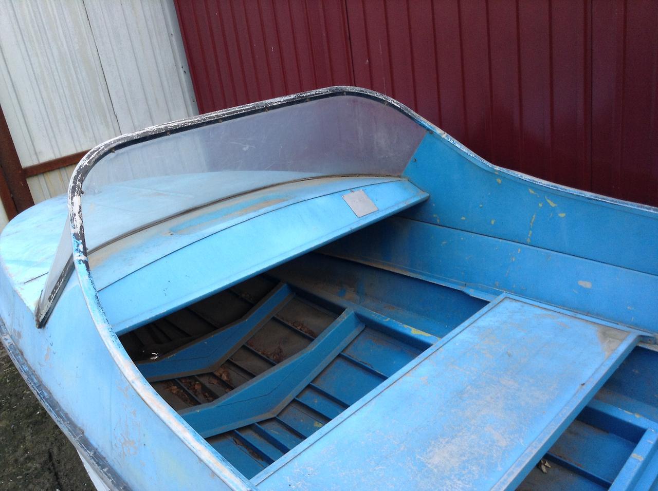 лодка Неман-2