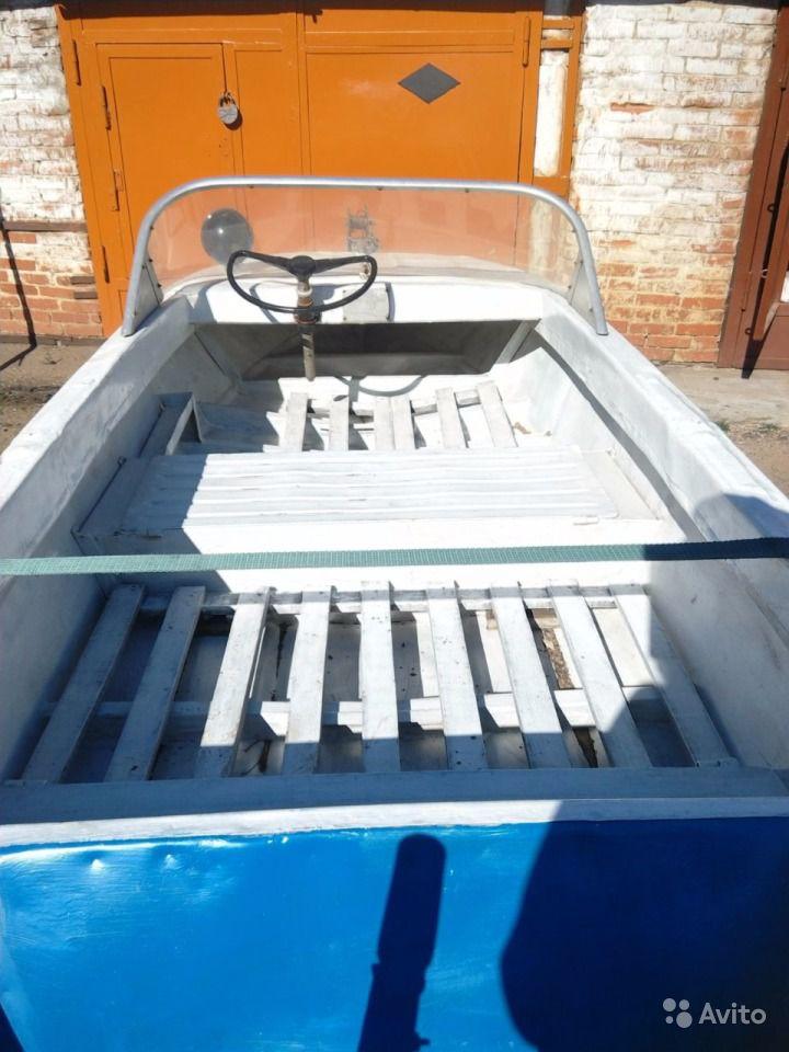 лодка Неман-1