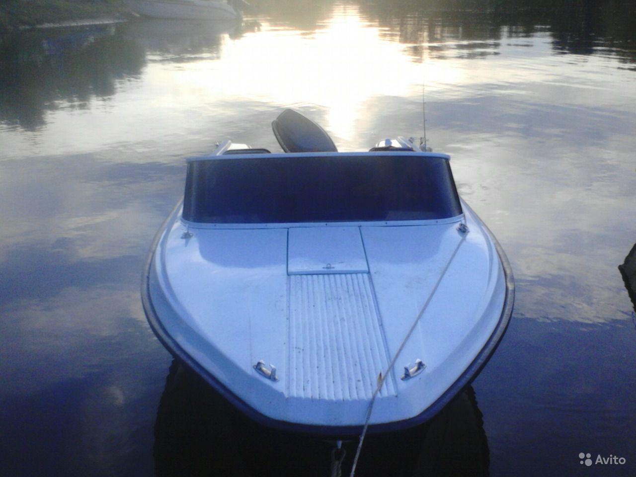 Лодка Нептун-3