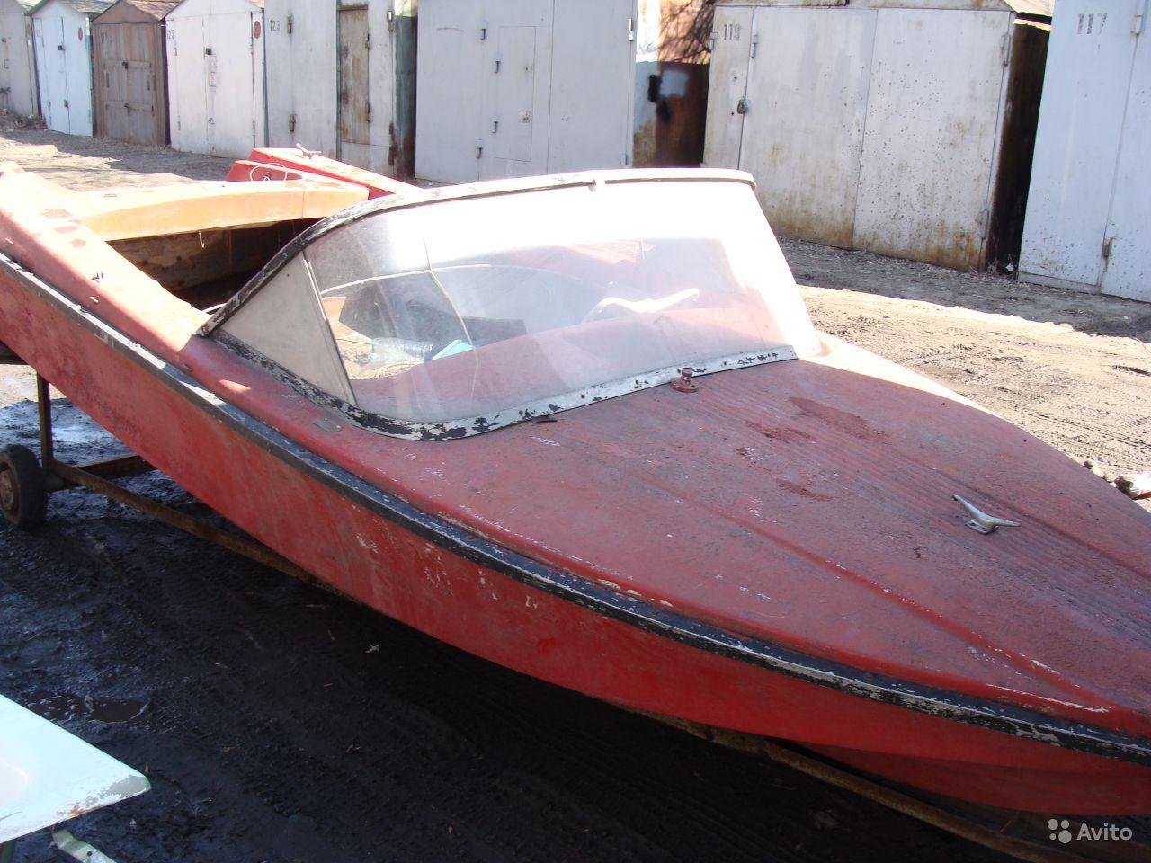 Моторная лодка Нептун